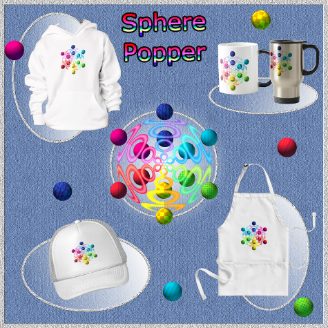 bthq design Sphere Popper