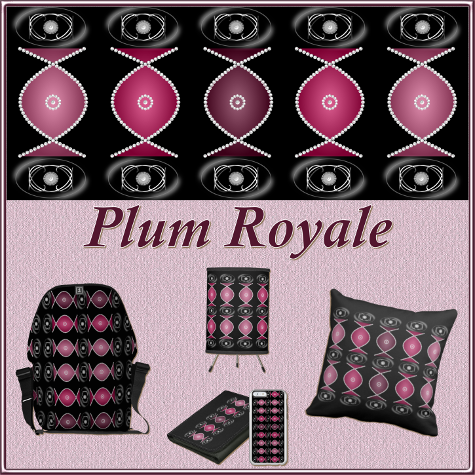 bthq design Plum Royale